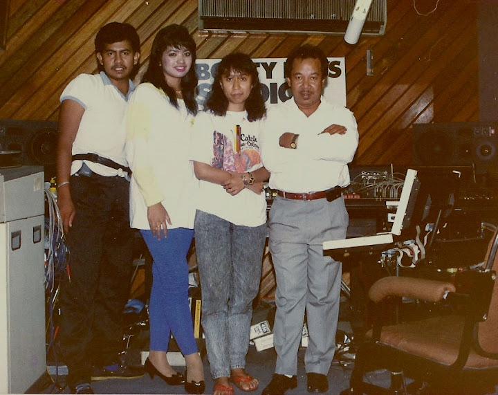 A. Ali Sound Studio  (sound recordist)