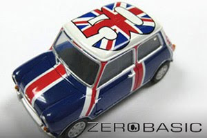 ZeroBasic Mini Cooper USB