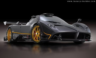 Pagani's Zonda Car