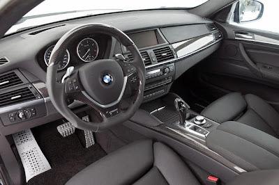 hamman BMW x6 tycoon