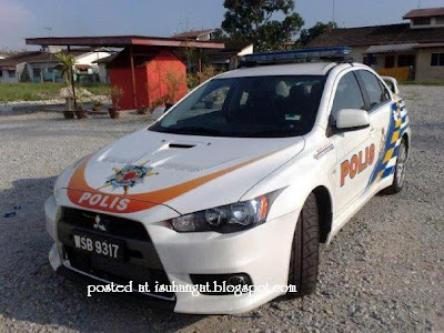 Police Evo @ hot pictures