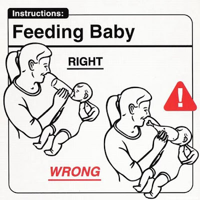 For all the first time fathers and mothers @ today joke