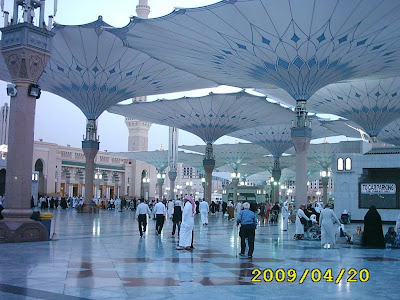 Beautiful Madina Munawara