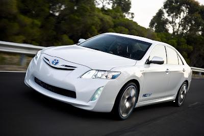 Toyota HC-CV @ auto world show