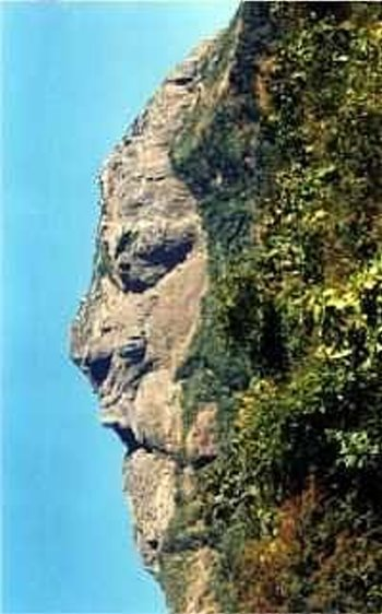 Natural Rock Faces : All online information amazing naturally faces on rocks