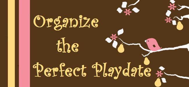 Organizing the Perfect Playgroup