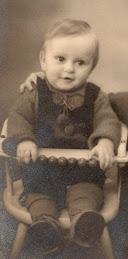 En gång var jag liten och söt ,,,