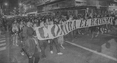 Murcia, año 2007. La lucha contínua.