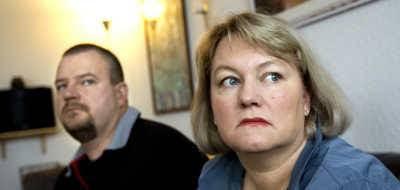 Søren og Jane Hellqvist