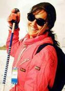 Eluana Englaro på skiferie