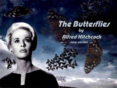 The Butterflies - Alfred Hitchcock