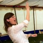 Anette Wilhjelm Jahn blev danmarksmester i fortælleslam