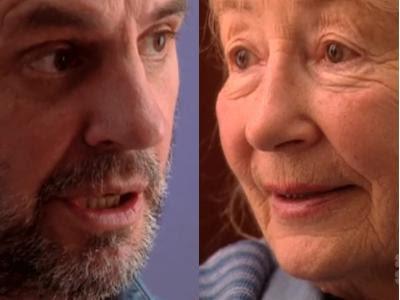 Philip Nitschke og Lisette Nigot