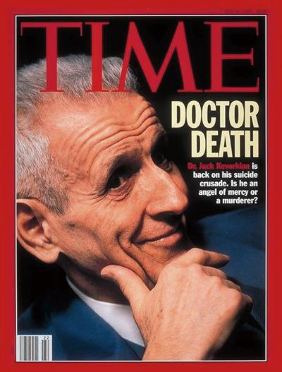 TIME: Doctor Death - Jack Kevorkian