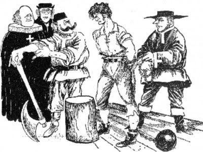 Henrettelse med præst