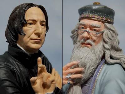 Severus Snape og Albus Dumbledore