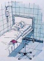 Hospitals død