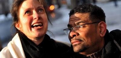 Debbie Purdy og Omar Puente vandt sagen om hendes ret til at dø