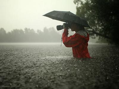Dejligt regnvejr