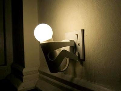 Doulex LED natlampe