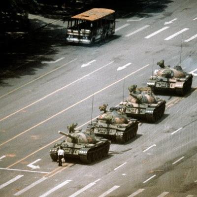 Den himmelske freds plads - 1989 - Tiananmen square