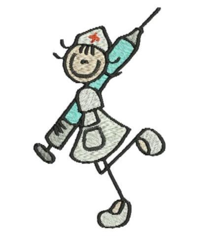 Sygeplejerske figur