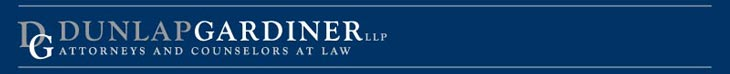 The Attorney Blog at Dunlap Gardiner, LLP