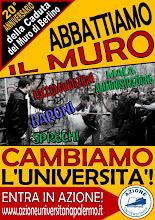 ENTRA IN AZIONE! CAMBIAMO L'UNIVERSITA'!