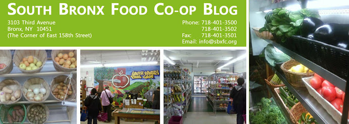 South Bronx Food Cooperative