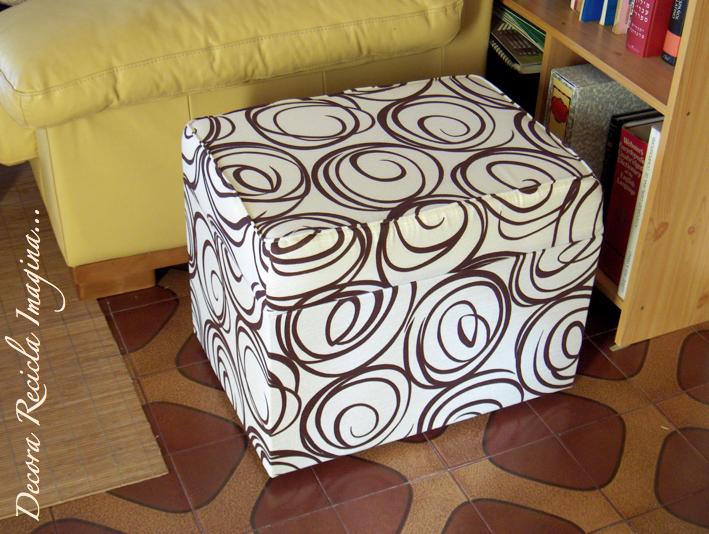 Guia redecorate generos para decorar y consejos para - Telas para tapizar un sillon ...