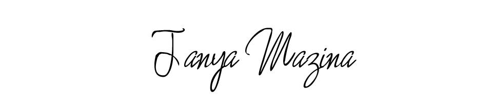 Tanya Mazina