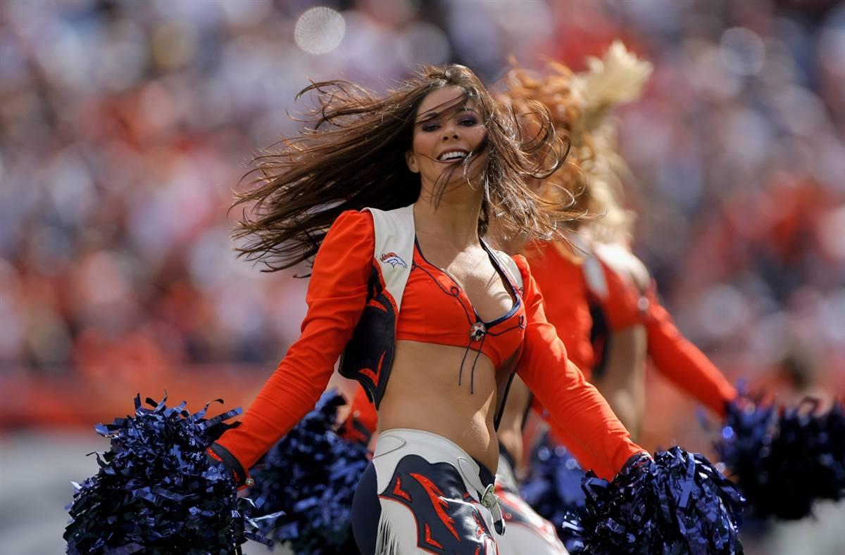 Pro Cheerleader Heaven Not Even The Denver Broncos