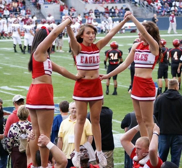 College Cheerleader Heaven