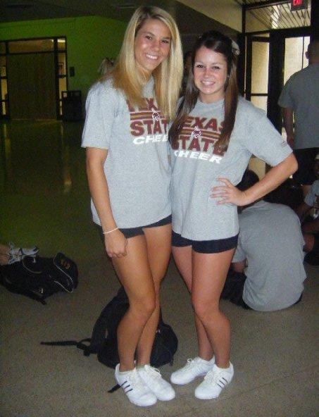 texas university cheerleaders   hot girls wallpaper