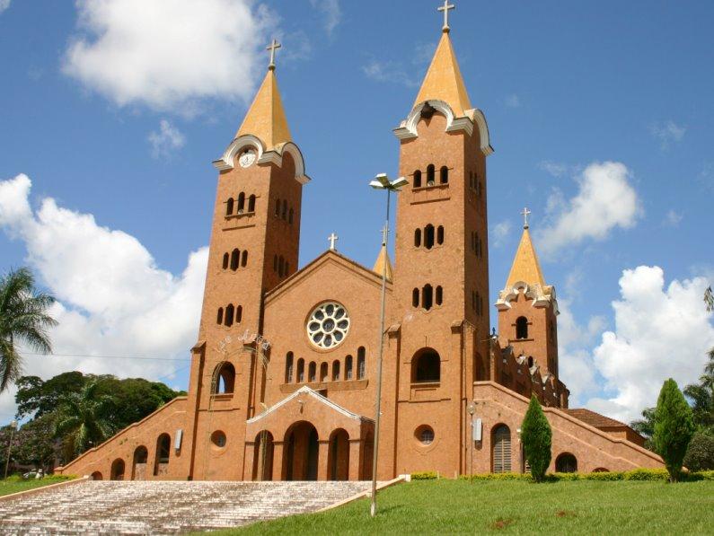 Santuário de Nossa Senhora da Abadia de Romaria-MG