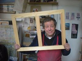 Louis (de Lyon) est peintre sculpteur