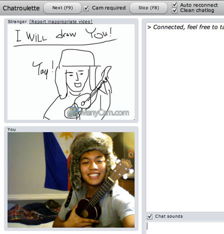 10 Funniest ChatRoulette Screenshots ever taken!!