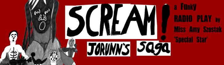 Scream! Jorunn's Saga