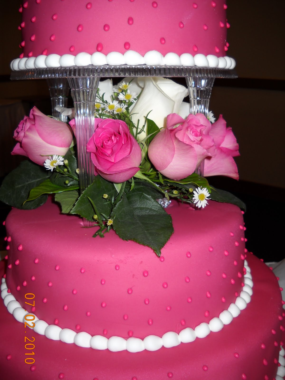 Jocelyn S Wedding Cakes And More Nicole S Debut Cake