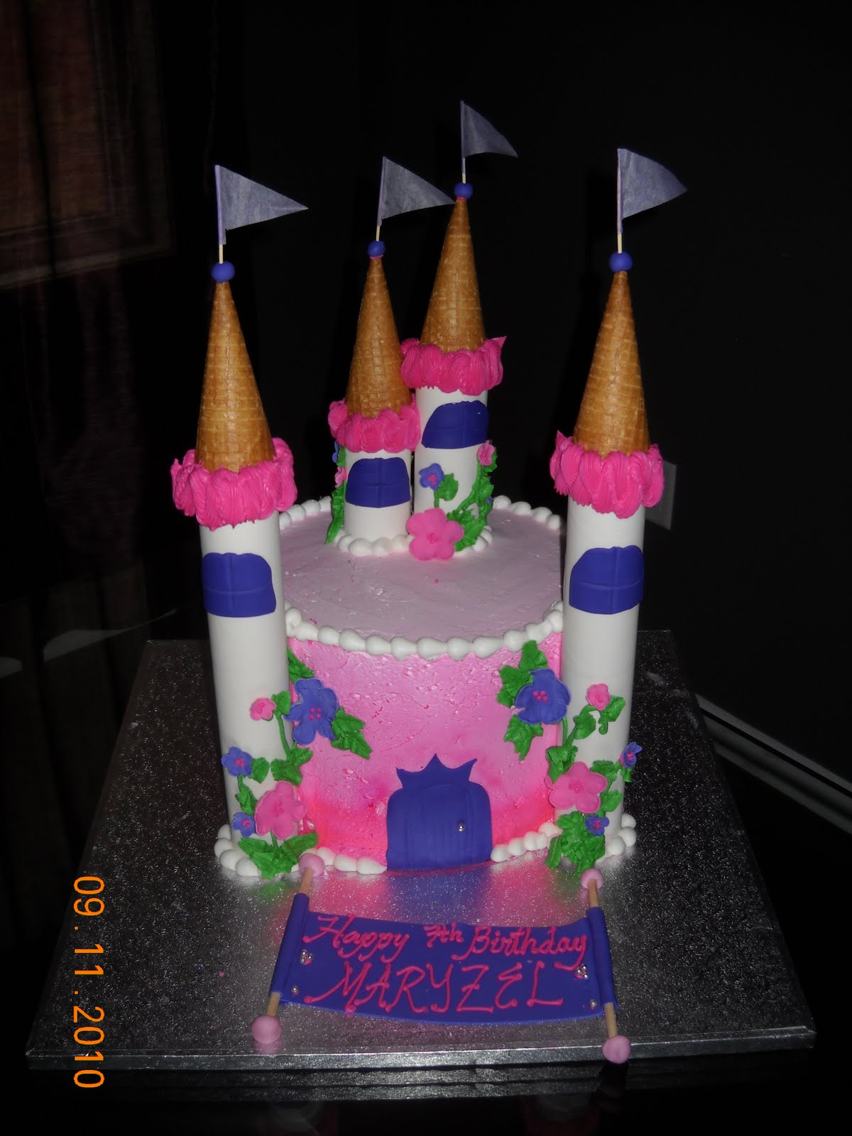 Jocelyns Wedding Cakes and More 2010