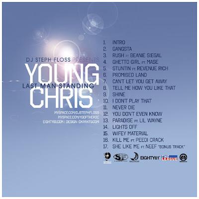 2k Young Chris - Last Man Standing Mixtape