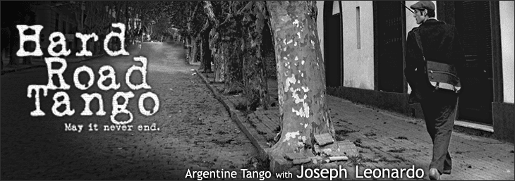Hard Road Tango - Joe Leonardo
