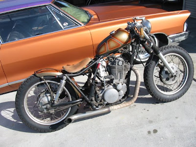 Motos! Muchas Motos!