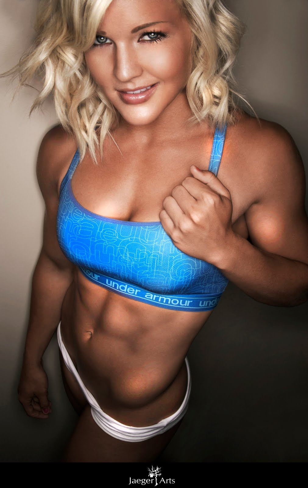 B. Holladay.... Fitness Model/Competitor