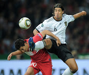 If anyone thought Real Madrid would be too big a step for Khedira, .