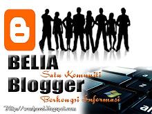 BELIA BLOGGER