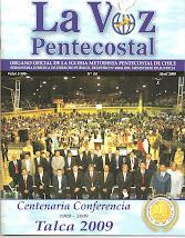 Revista La Voz Pentecostal