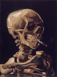 Fuma, fuma, fuma Vicent van gogh!