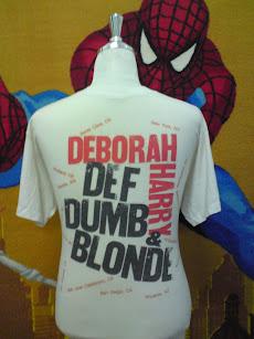BLONDIE(DEBORAH 89)