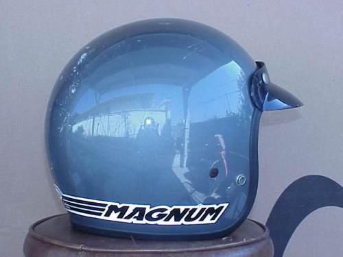 Ikan Lemas Vtg Bell Magnum Ltd Motorcycle Limited Helmet